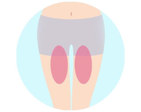 6.内腿の筋肉トレーニング